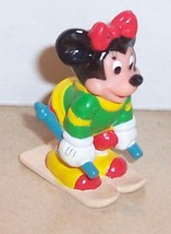 Disney Minnie Mouse PVC Figure By Applause VHTF Vintage - $9.50