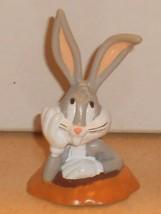 Vintage 80's  Warner Brothers Bugs Bunny PVC Figure VHTF Rare #3 - $14.00