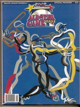 2000 MLB All Star Game Program Atlanta - $32.73