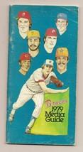 1979 Atlanta Braves Media Guide MLB Baseball - $32.73