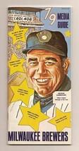 1979 Milwaukee Brewers Media Guide MLB Baseball - $32.73