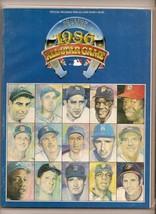 1986 MLB All Star Game Program Houston - $32.73