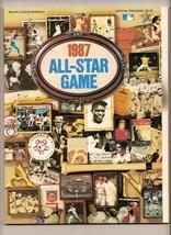 1987 MLB All Star Game Program Oakland - $32.73