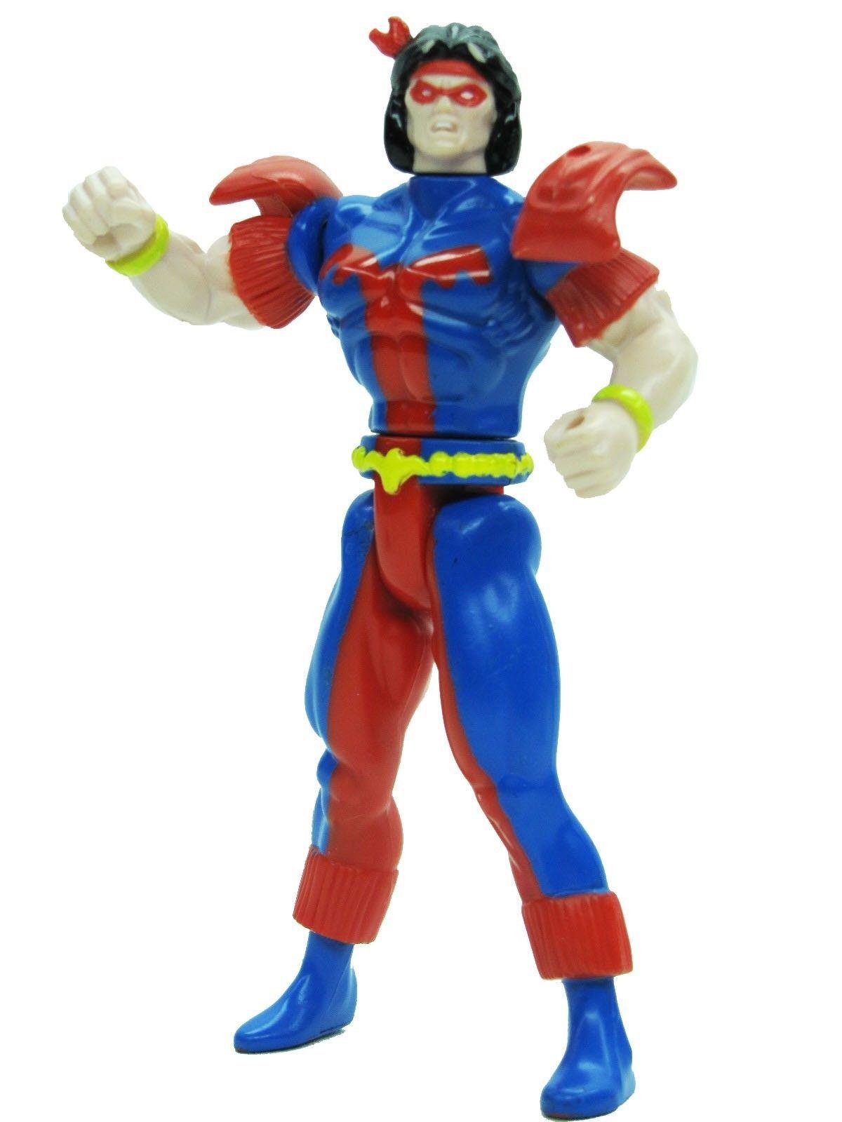 1992 Toy Biz The uncanny X Men X Force Warpath Action Figure VHTF Marvel