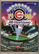 1990 MLB All Star Game Program CHICAGO cubs - $32.73