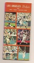 1972 Los Angeles Dodgers Media guide MLB Baseball - $32.73