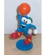 1996 Atlanta Olympics Mascot IZZY PVC Figure VHTF Rare R Dankin Basketball - $18.53
