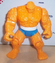 1994 Toy Biz Marvel Fantastic Four The Thing Action Figure VHTF Action Hour - $9.50