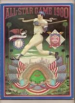 1980 MLB all Star Game Program Dodgers - $32.73