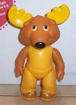 1984 Tomy Get Along Gang Montgomery Moose POSEABLE PVC figure Vintage - $14.03