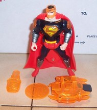 1996 Kenner Superman The Animated Series Vision... - $14.03