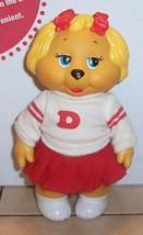 1984 Tomy Get Along Gang Dotty Dog Pvc Poseable Figure Vintage - $23.20
