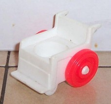 Vintage 80's Fisher Price Little People Hospital Wheel Chair #932 FPLP - $21.40