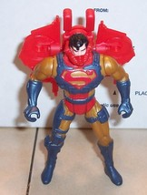 1996 Kenner Superman The Man Of Steel Solar Sui... - $14.03