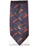"Christian Dior polyester tie 58"" long 3 1/2"" wide - $9.50"