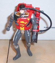 1996 Kenner Superman The Man Of Steel Ultra Hea... - $14.03
