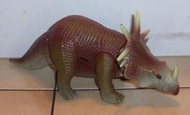 1987 Tyco Dino Riders Series 1 Styracosaurus action figure Rare HTF Vintage - $32.73