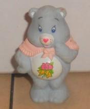 1984 Kenner Care Bears Grams Bear Mini Pvc Figure Vintage 80's - $23.20