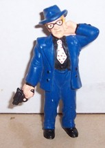 Dick Tracy ITCHY PVC Figure By Applause VHTF - $9.50