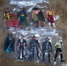 1994 Kenner The Shadow 9 Action figure Collection Lot Rare HTF - $148.50