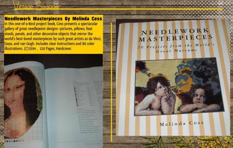 Needlework Masterpieces Melinda Coss (1994) Davinci