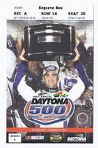 2007 Daytona 500 Ticket Stub nascar race Kevin Harvick Win - $60.78