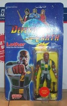 1986 Galoob Defenders Of Earth Lothar Action Figure Nrfp Vhtf - $79.48