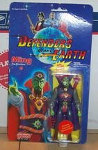 1986 Galoob Defenders Of Earth Ming Action Figure Nrfp Vhtf - $79.48