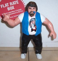 1986 WWF LJN Series 3 Captain Lou Albano Action Figure Rare VHTF WWE WCW... - $14.03