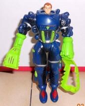 1986 Hasbro Inhumanoids DR DEREK BRIGHT Action ... - $42.08