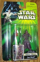 2001 Hasbro Star Wars Attack Of the Clones Sneak Preview Zam Wesell figure - $14.03