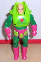 1984 KENNER SUPER POWERS LEX LUTHOR Complete ac... - $29.70