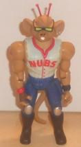 1993 Galoob Biker Mice From Mars Home Run Throttle Action Figure Sports ... - $14.00