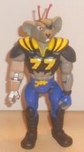 1993 Galoob Biker Mice From Mars Touchdown Modo Action Figure Sports Bro... - $14.00