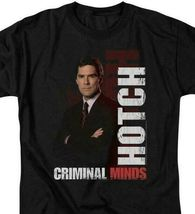 Criminal Minds t-shirt Aaron Hotchner (BAU) TV crime drama CBS990 image 3