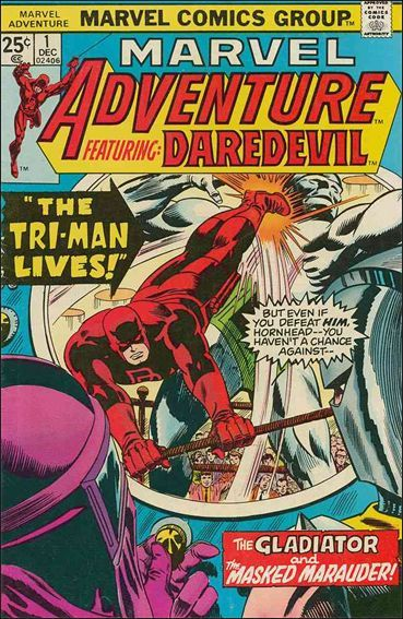 Marvel MARVEL ADVENTURE #1 FN/VF