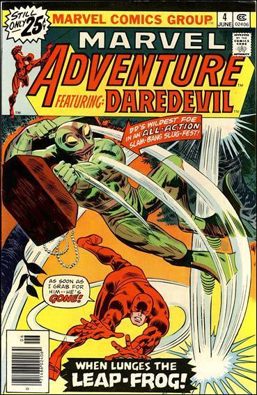 Marvel MARVEL ADVENTURE #4 VF