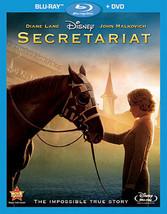 Secretariat (Blu-Ray/DVD/2 Disc Combo/Ws-2.35/Eng-Fr-Sp Sub)