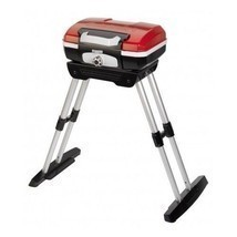 Gas Grill Portable Outdoor BBQ Tailgate Camping Picnic Barbecue Stand Cu... - €146,46 EUR