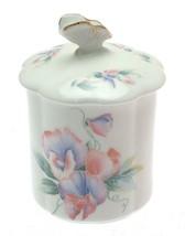 Aynsley Little Sweetheart trinket pot & lid with butterfly finial LSl - $65.62