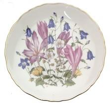 Meadowland Crocuses Britains Wild Flowers Jo Hague CP2349 - $36.37