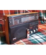 LOT-108 VINTAGE SOVIET USSR VERAS RP 225 RADIO MW LW UKW SW SHORTWAVE RA... - $98.99