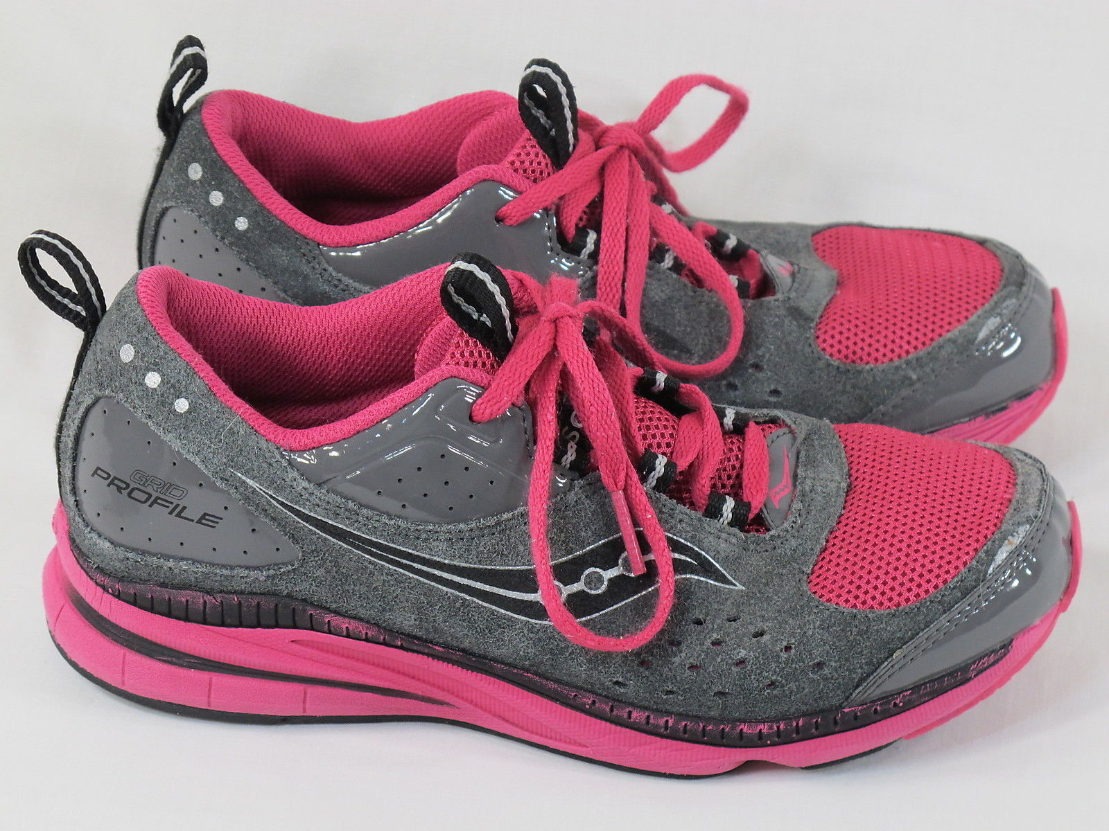 9fd8380271dbf Saucony Grid Profile Running Shoes Girls and similar items