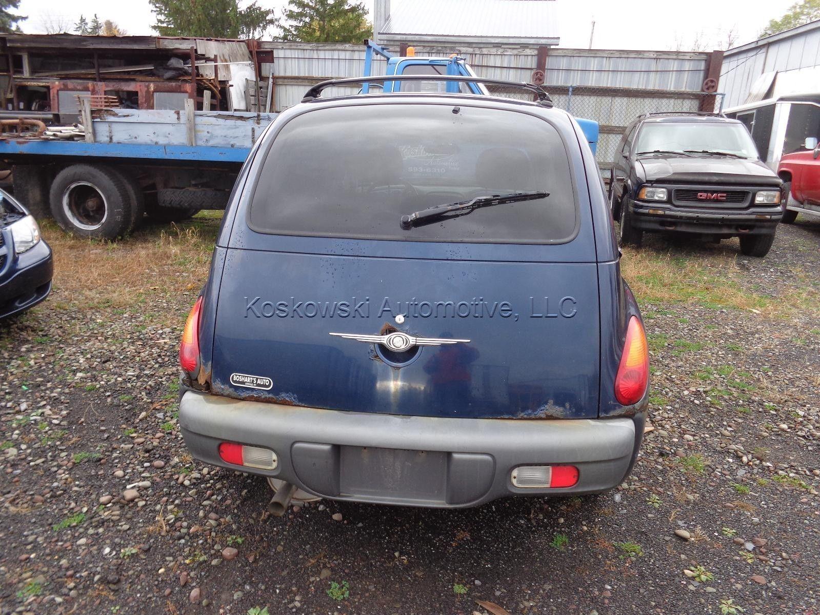Fuse Panel Cover Pt Cruiser Dash 2001 01 Chrysler Tan