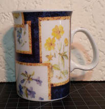 GANZ Lakeside Collection Flower Coffee Tea Mug Cup - $9.99