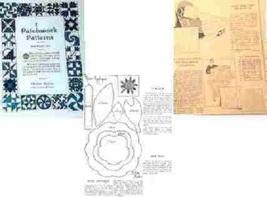 Vintage Patchwork Patterns No 2 McKim Quilts 1930's - $5.00