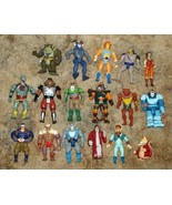 1986 LJN Thundercats Lot HUGE Collection 27 Different Figures - $2,475.00