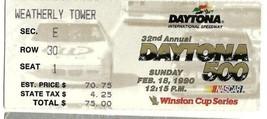 1990 Daytona 500 Ticket Stub Derrike Cope win - $64.35