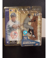 McFarlane New York Yankees Alfonso Soriano Figu... - $24.99