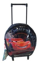 "Disney Pixar Cars Toddler 10"" Rolling Backpack - $29.98"